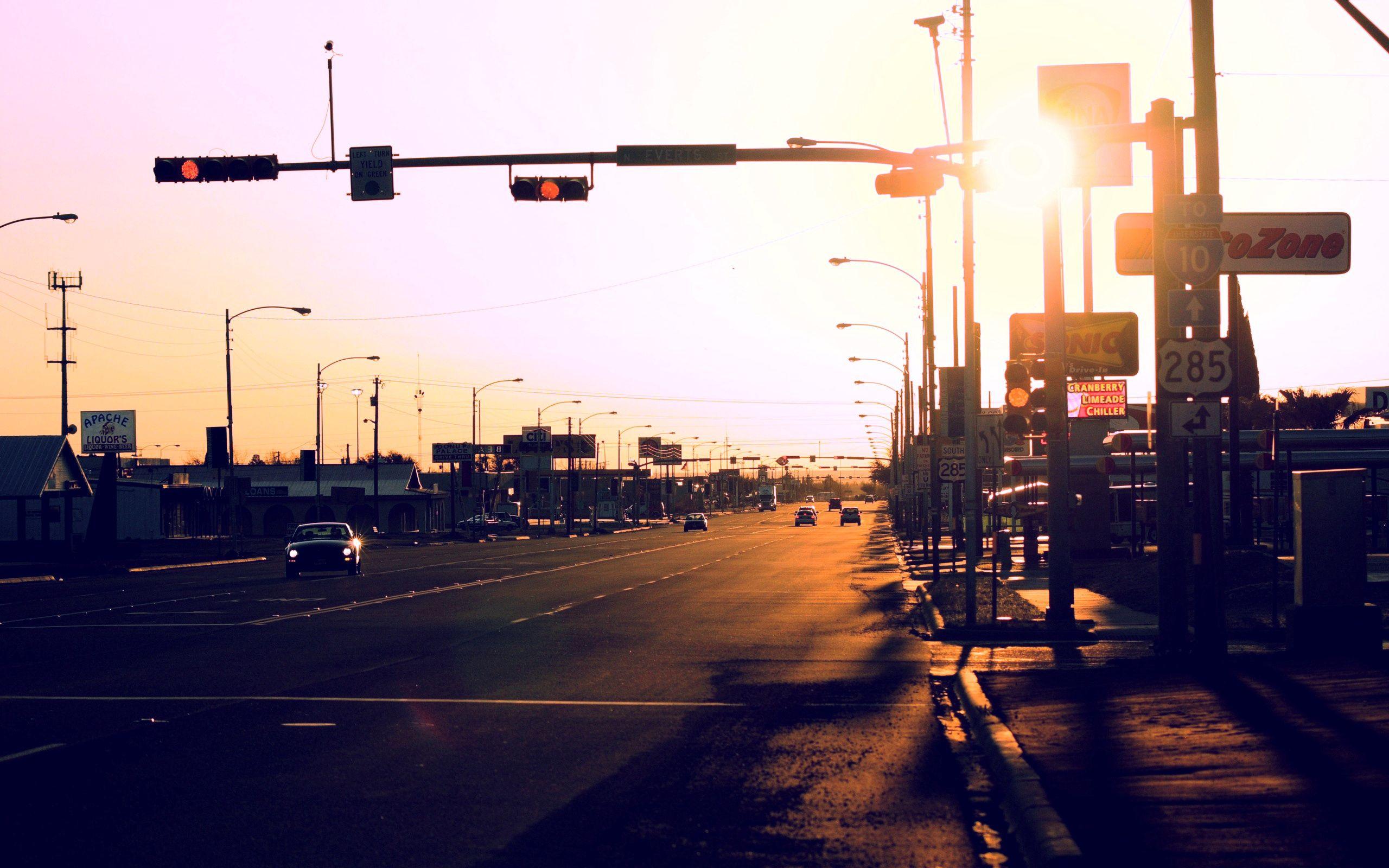 70878 Salvapantallas y fondos de pantalla Automóvil en tu teléfono. Descarga imágenes de Ciudad, Calle, Ciudades, Sol, Automóvil gratis