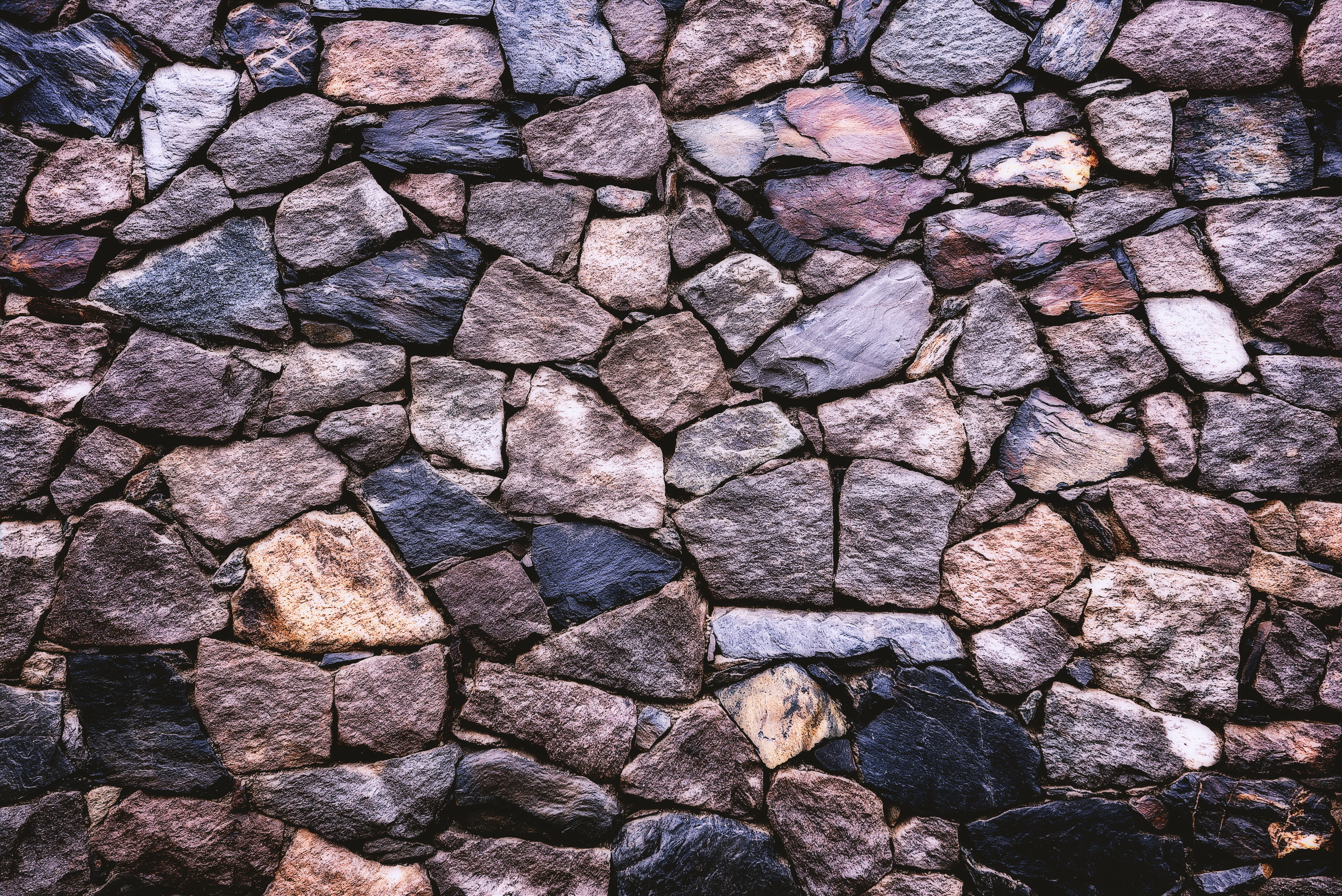 123335 download wallpaper Stones, Pattern, Texture, Textures, Wall screensavers and pictures for free