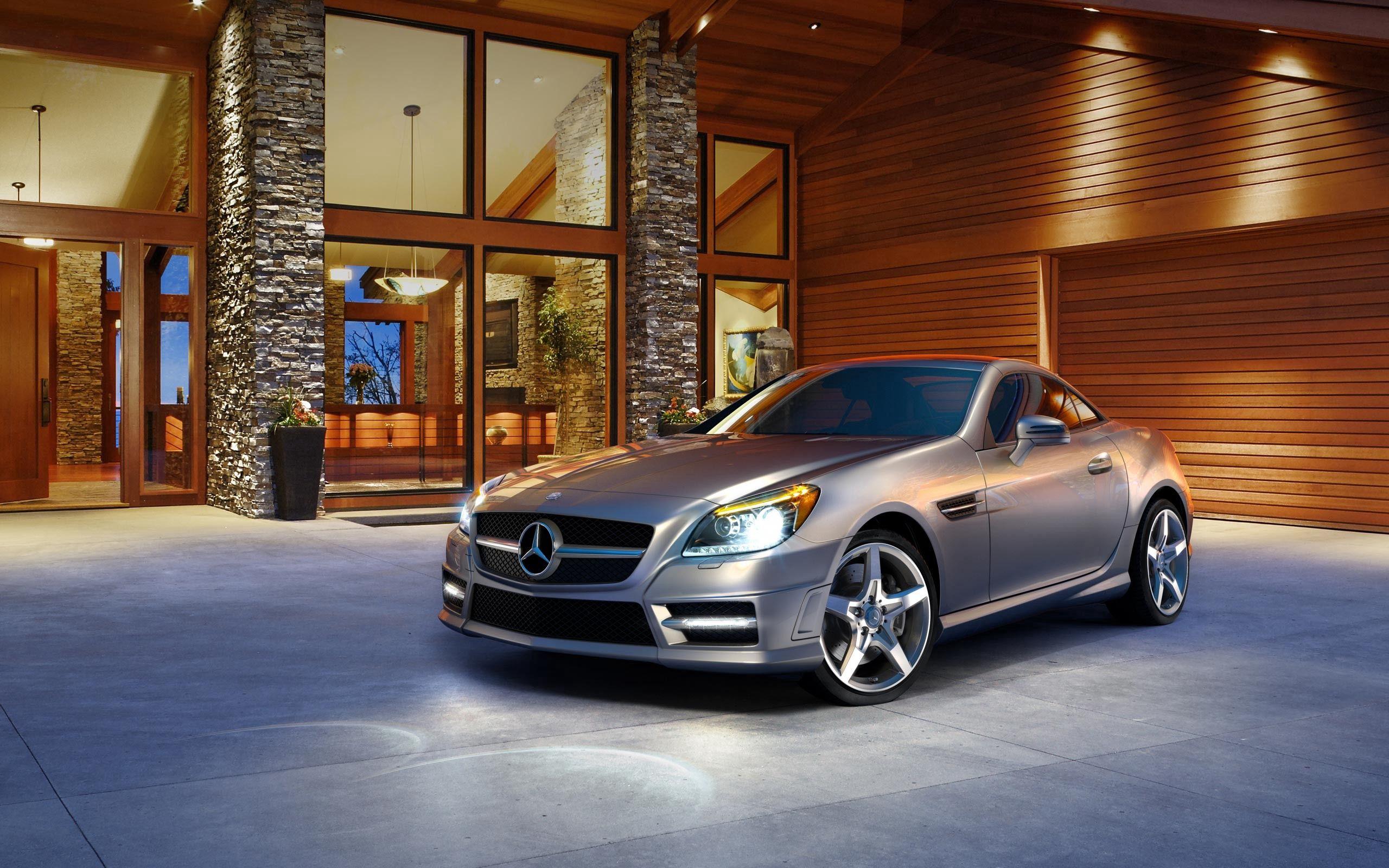 58455 descargar fondo de pantalla Coches, Mercedes, Automóvil, Estilo: protectores de pantalla e imágenes gratis