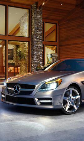 58455 télécharger le fond d'écran Voitures, Mercedes, Style - économiseurs d'écran et images gratuitement