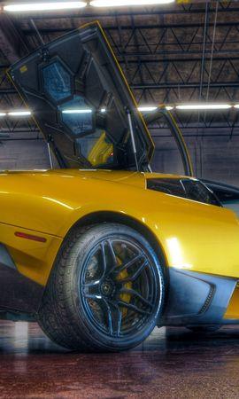 26050 скачать обои Транспорт, Машины, Ламборджини (Lamborghini) - заставки и картинки бесплатно