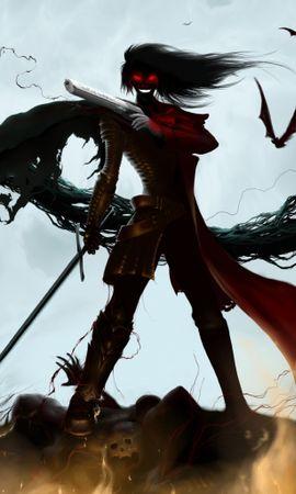 24731 скачать обои Аниме, Мужчины, Вампиры (Vampires) - заставки и картинки бесплатно