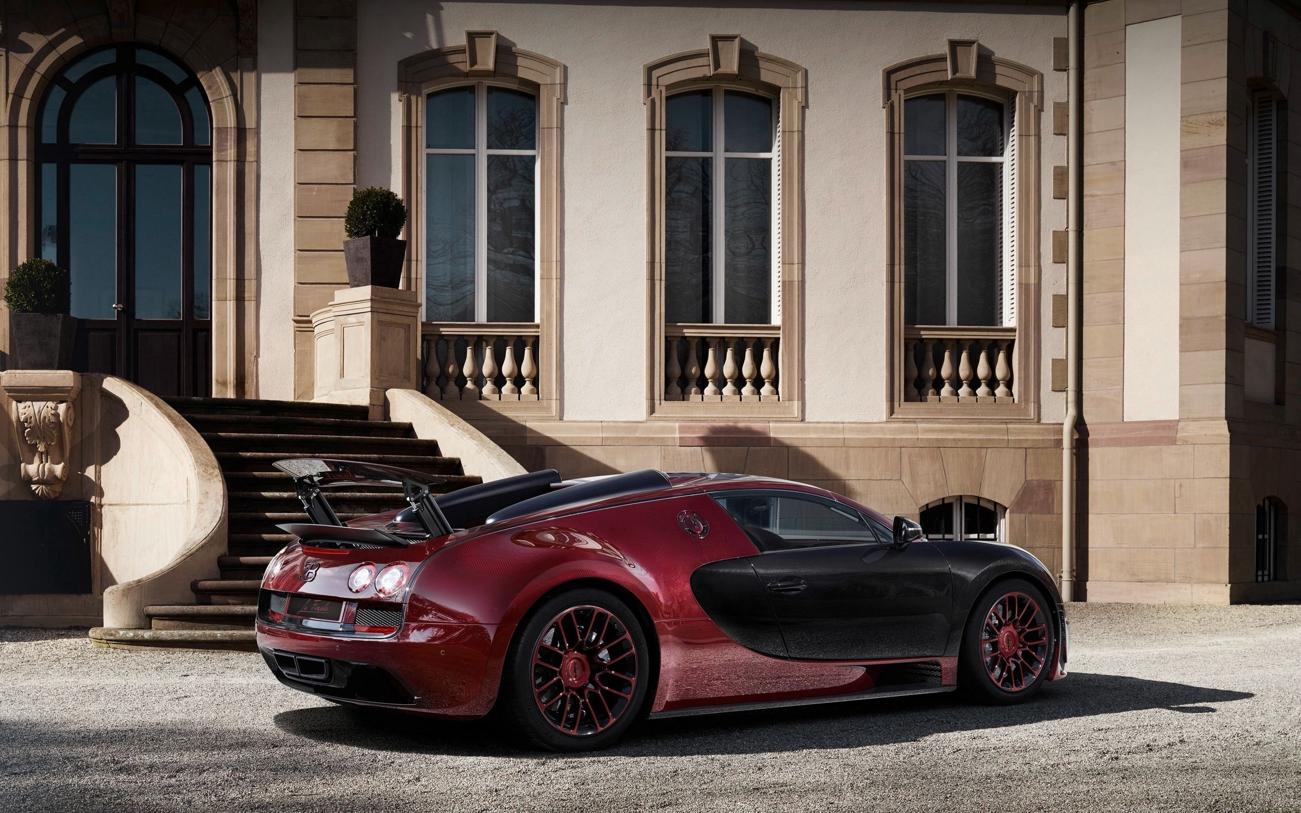 74692 download wallpaper Bugatti, Cars, Side View, Veyron screensavers and pictures for free