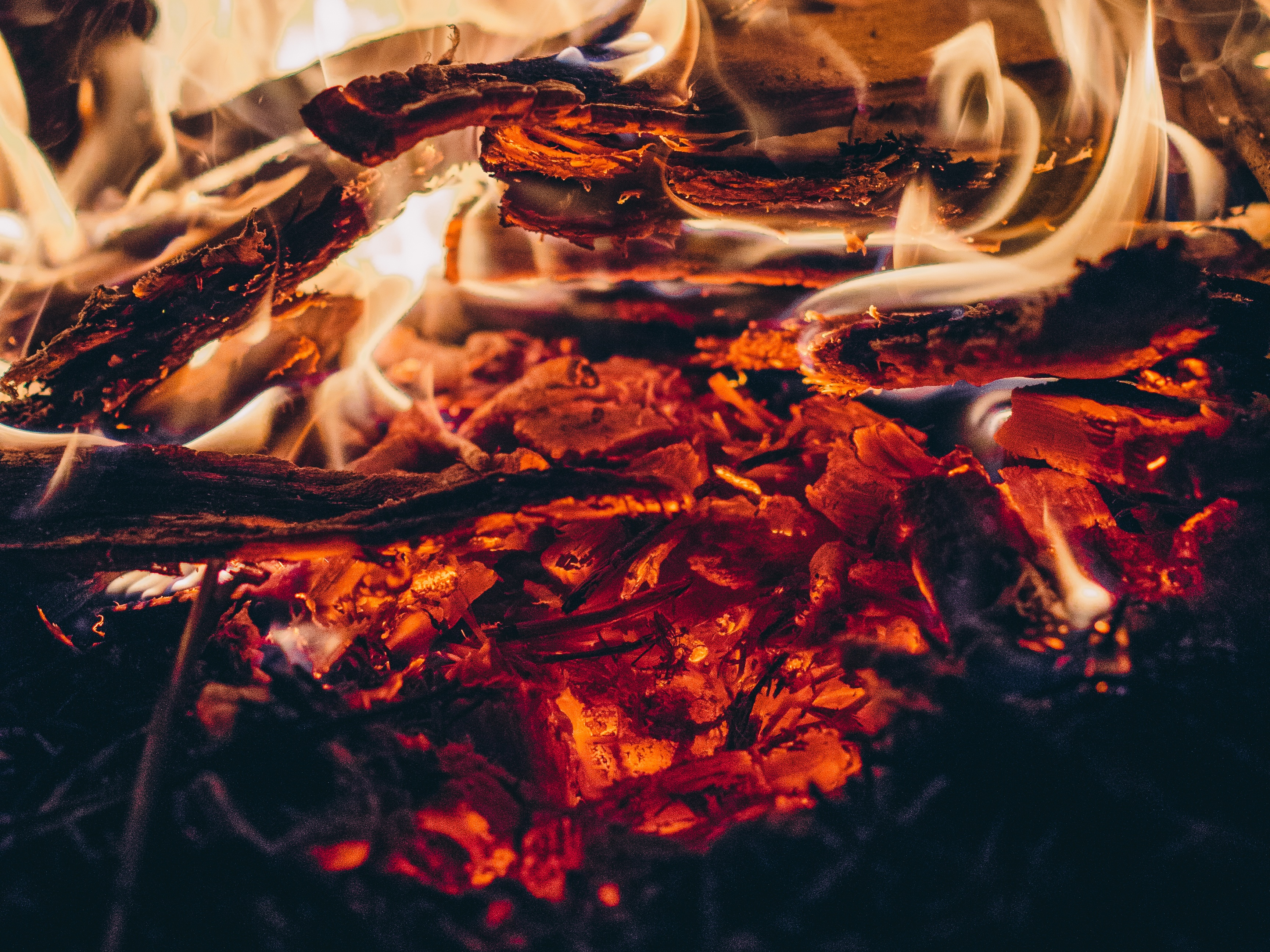 152179 Screensavers and Wallpapers Bonfire for phone. Download Fire, Bonfire, Coals, Miscellanea, Miscellaneous pictures for free