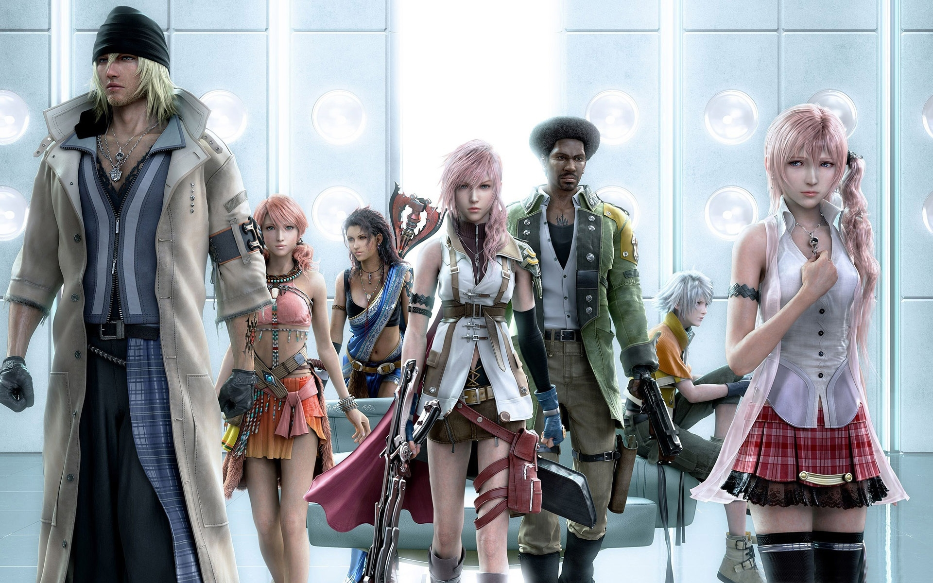 40993 download wallpaper Games, Final Fantasy screensavers and pictures for free