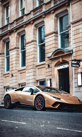 151268 Screensavers and Wallpapers Sports for phone. Download Cars, Lamborghini Huracan Performante, Lamborghini Huracan, Lamborghini, Sports Car, Sports, Side View pictures for free