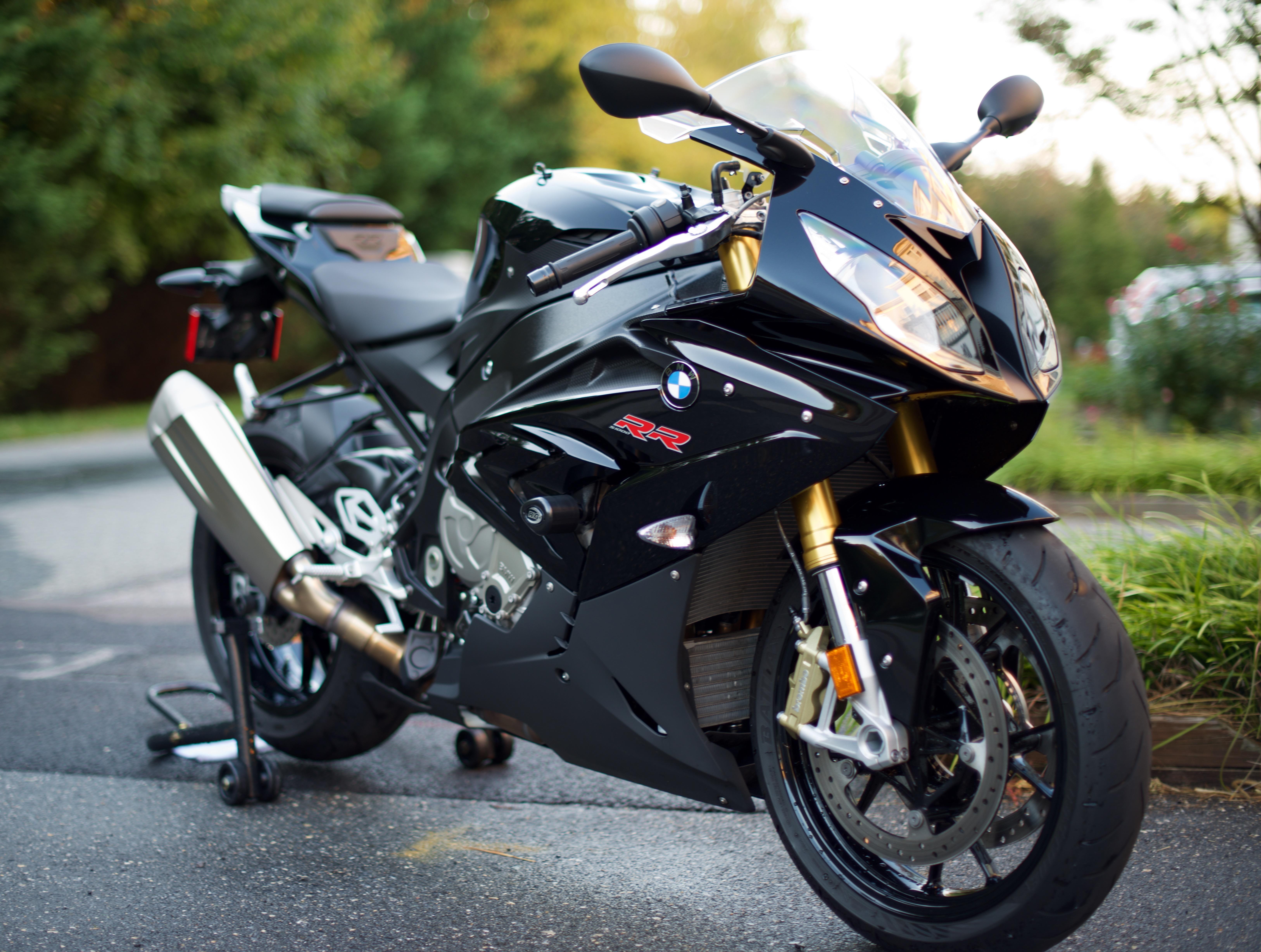 81531 скачать обои Мотоциклы, Bmw S1000Rr, Бмв (Bmw), Байк, Спортивный, Мотоцикл, Черный - заставки и картинки бесплатно