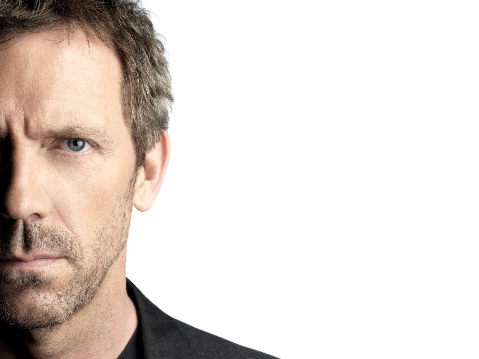 3035 download wallpaper Cinema, People, Actors, Men, House M.d., Hugh Laurie screensavers and pictures for free