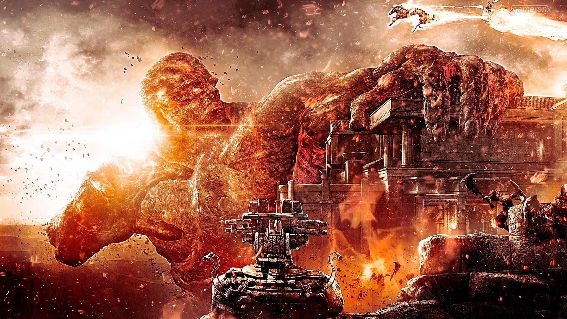 28360 baixar papel de parede God Of War, Jogos - protetores de tela e imagens gratuitamente