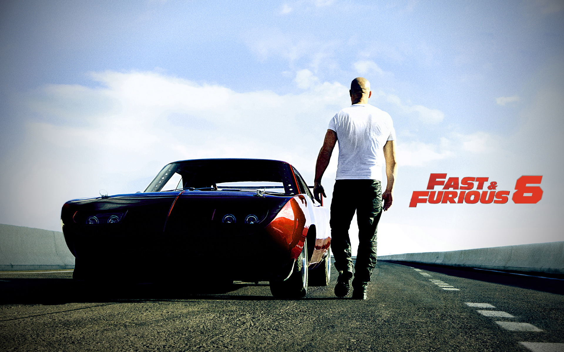19572 download wallpaper Cinema, Auto, People, Actors, Men, Vin Diesel, Fast & Furious screensavers and pictures for free