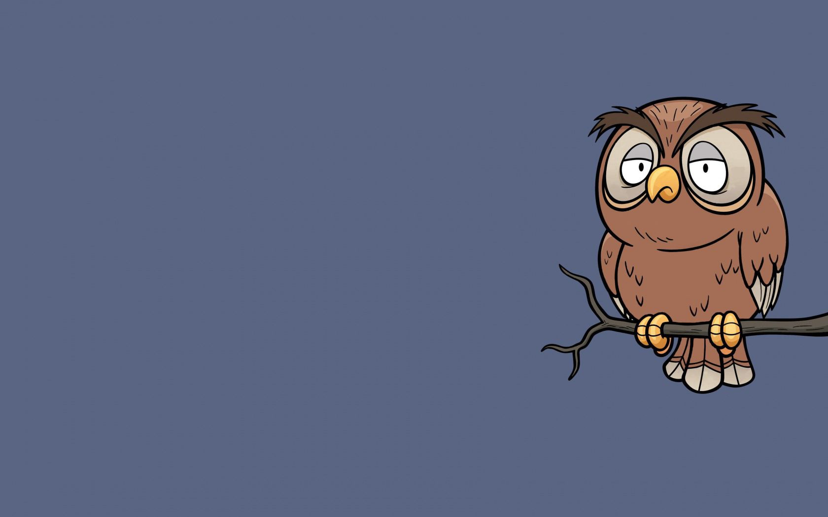 153263 Screensavers and Wallpapers Owl for phone. Download Vector, Owl, Art, Minimalism pictures for free