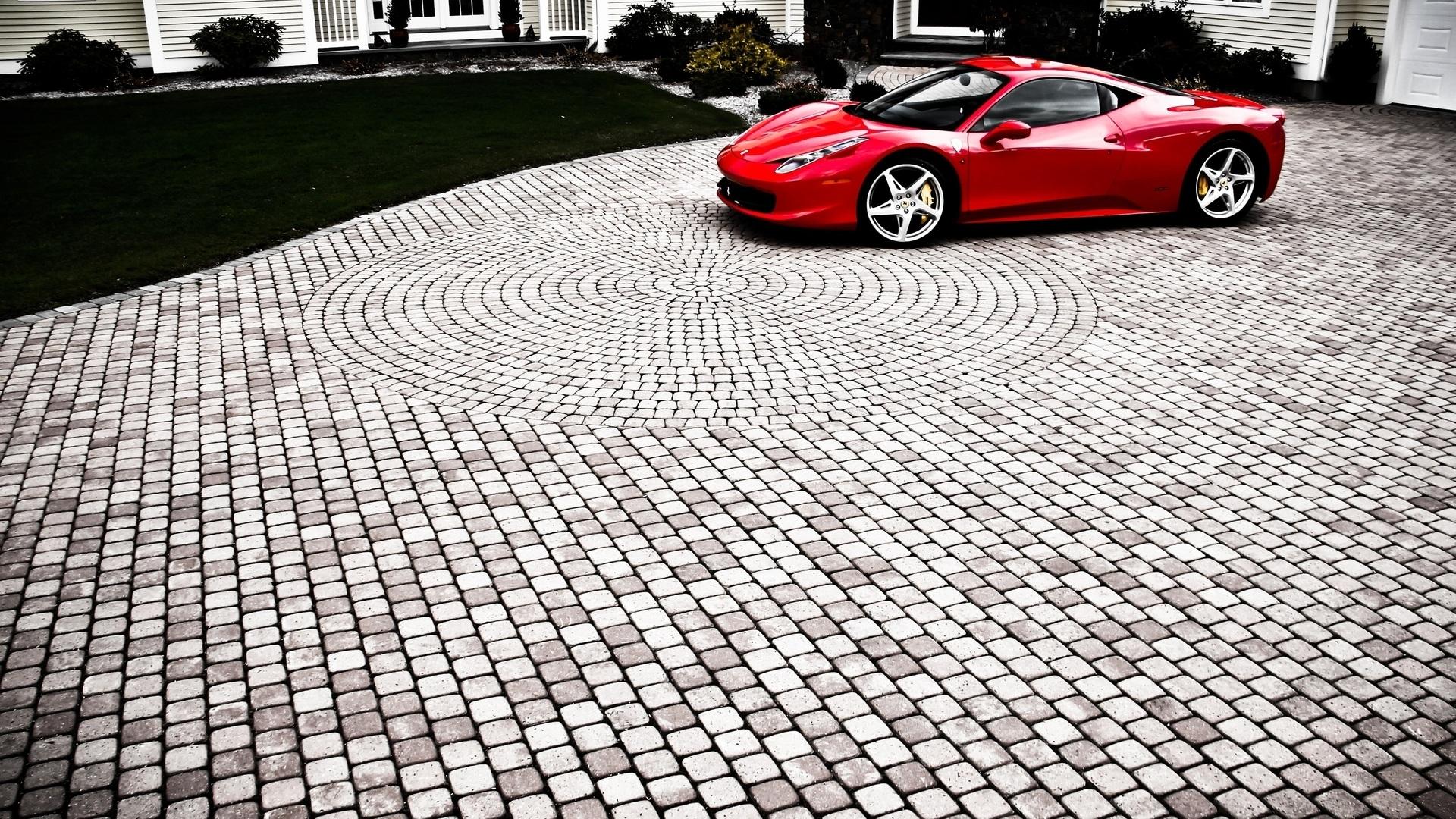 45913 скачать обои Транспорт, Машины, Феррари (Ferrari) - заставки и картинки бесплатно