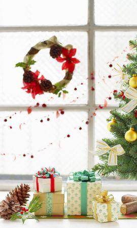 42528 descargar fondo de pantalla Vacaciones, Año Nuevo: protectores de pantalla e imágenes gratis