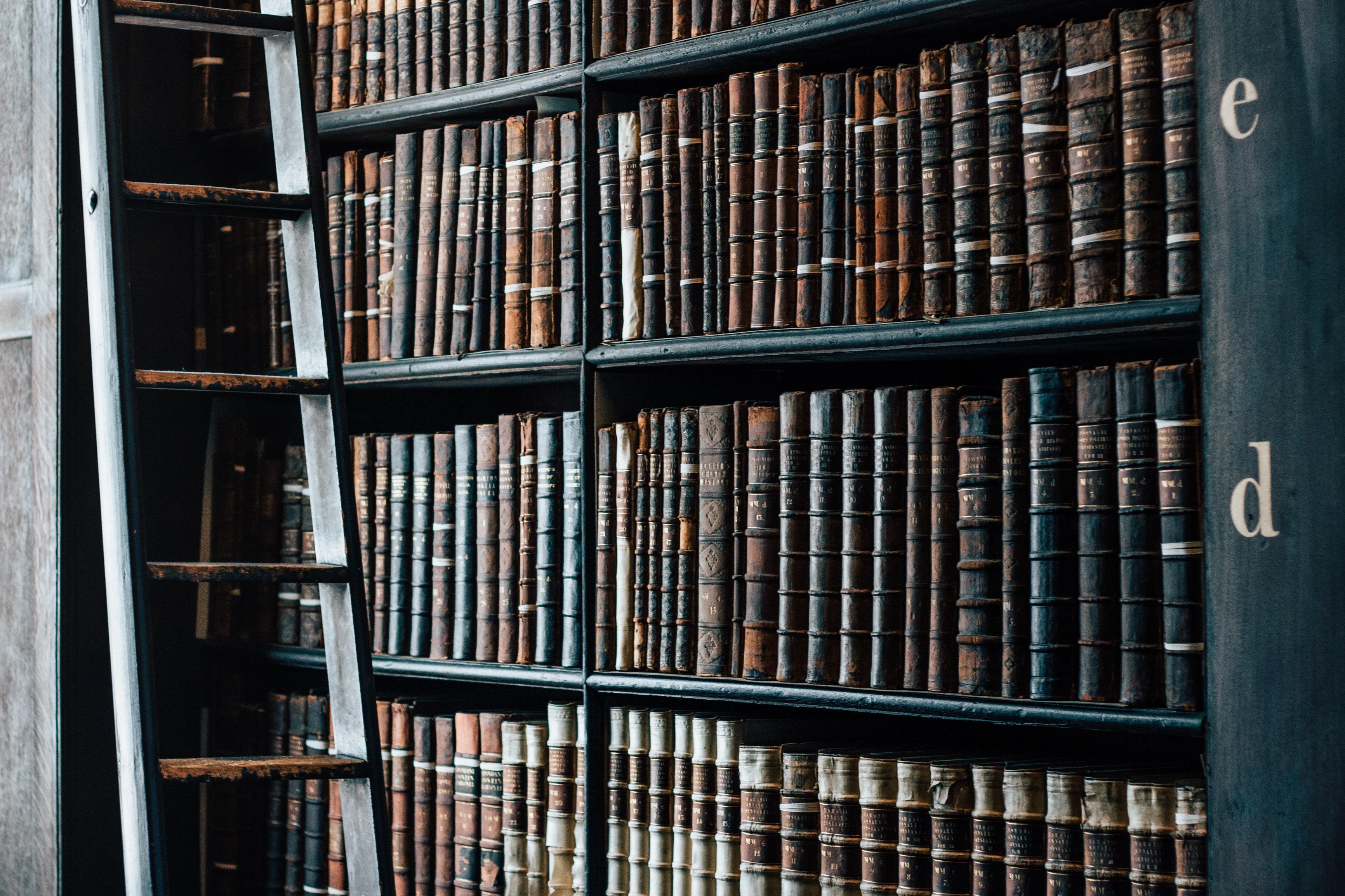 91963 Hintergrundbild herunterladen Bücher, Verschiedenes, Sonstige, Sammlung, Auflistung, Bibliothek, Regale - Bildschirmschoner und Bilder kostenlos