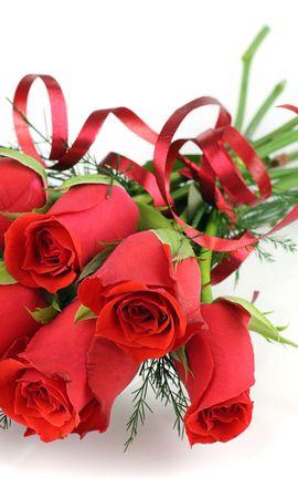 27948 скачать обои Растения, Цветы, Розы, Букеты - заставки и картинки бесплатно