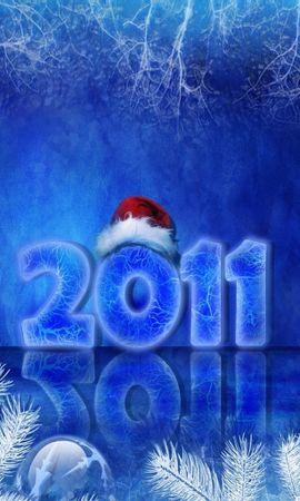 10728 descargar fondo de pantalla Vacaciones, Hielo, Año Nuevo, Navidad: protectores de pantalla e imágenes gratis