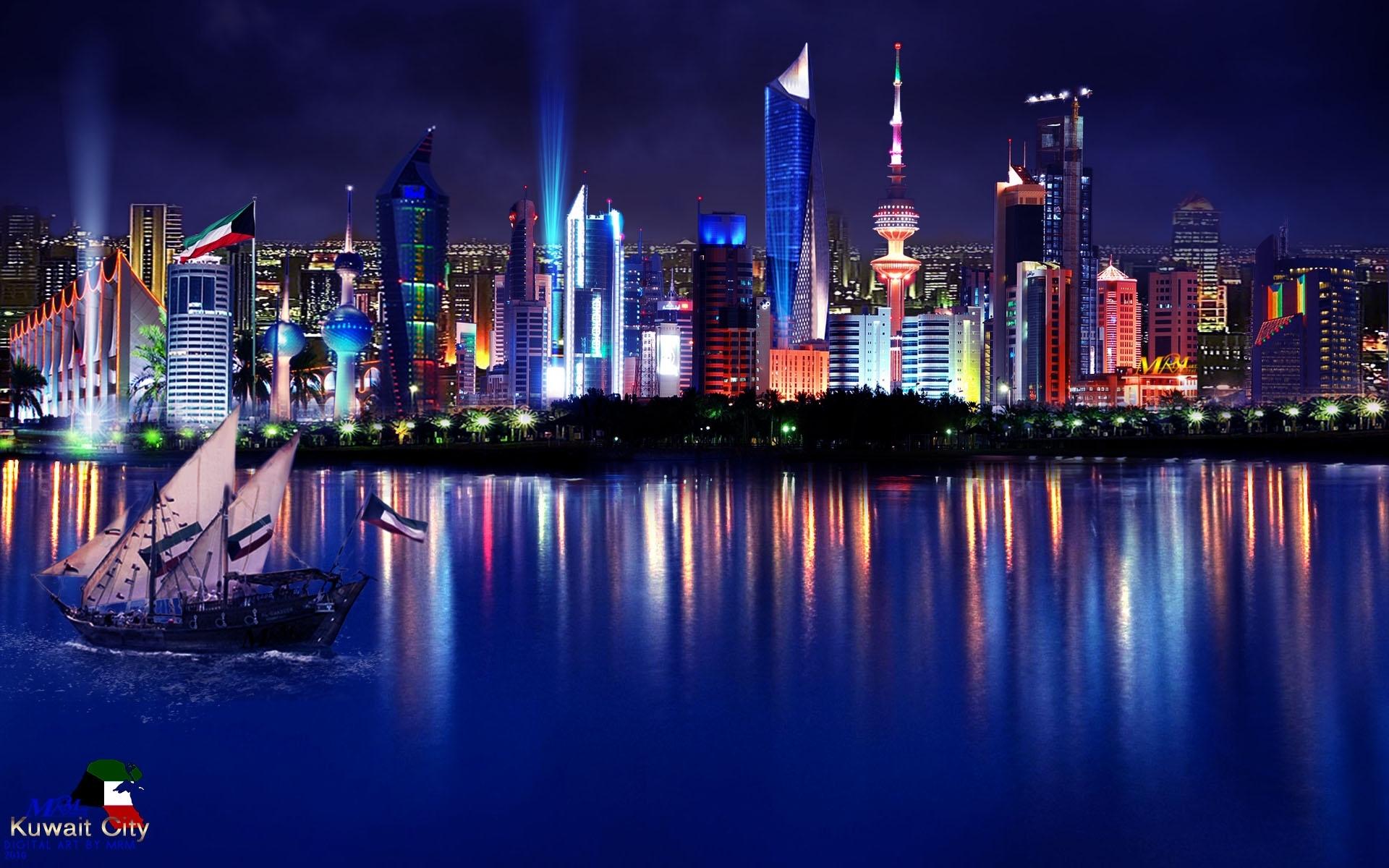 27062 免費下載壁紙 景观, 城市, 海, 夜 屏保和圖片