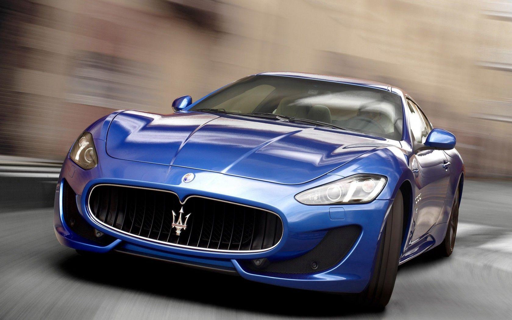 129778 Hintergrundbild herunterladen Sport, Auto, Maserati, Cars, Maschine - Bildschirmschoner und Bilder kostenlos