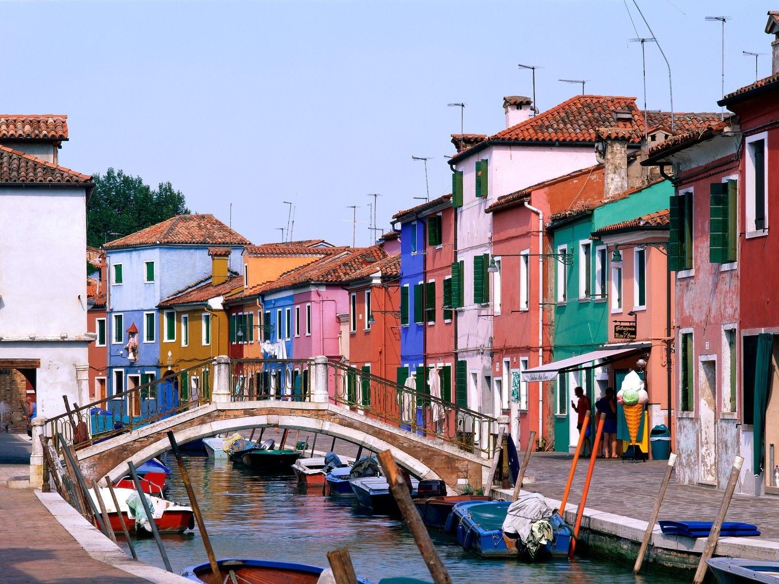1484 скачать обои Города, Дома, Река, Улицы, Архитектура - заставки и картинки бесплатно