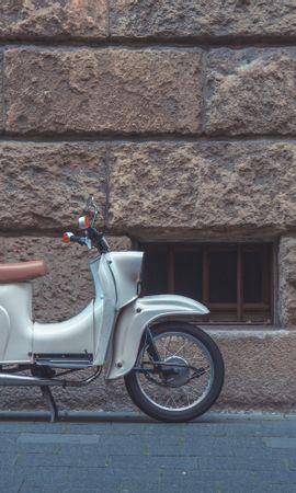 61137 descargar fondo de pantalla Motocicletas, Ciclomotor, Scooter, Patinete, Transporte, Pared: protectores de pantalla e imágenes gratis