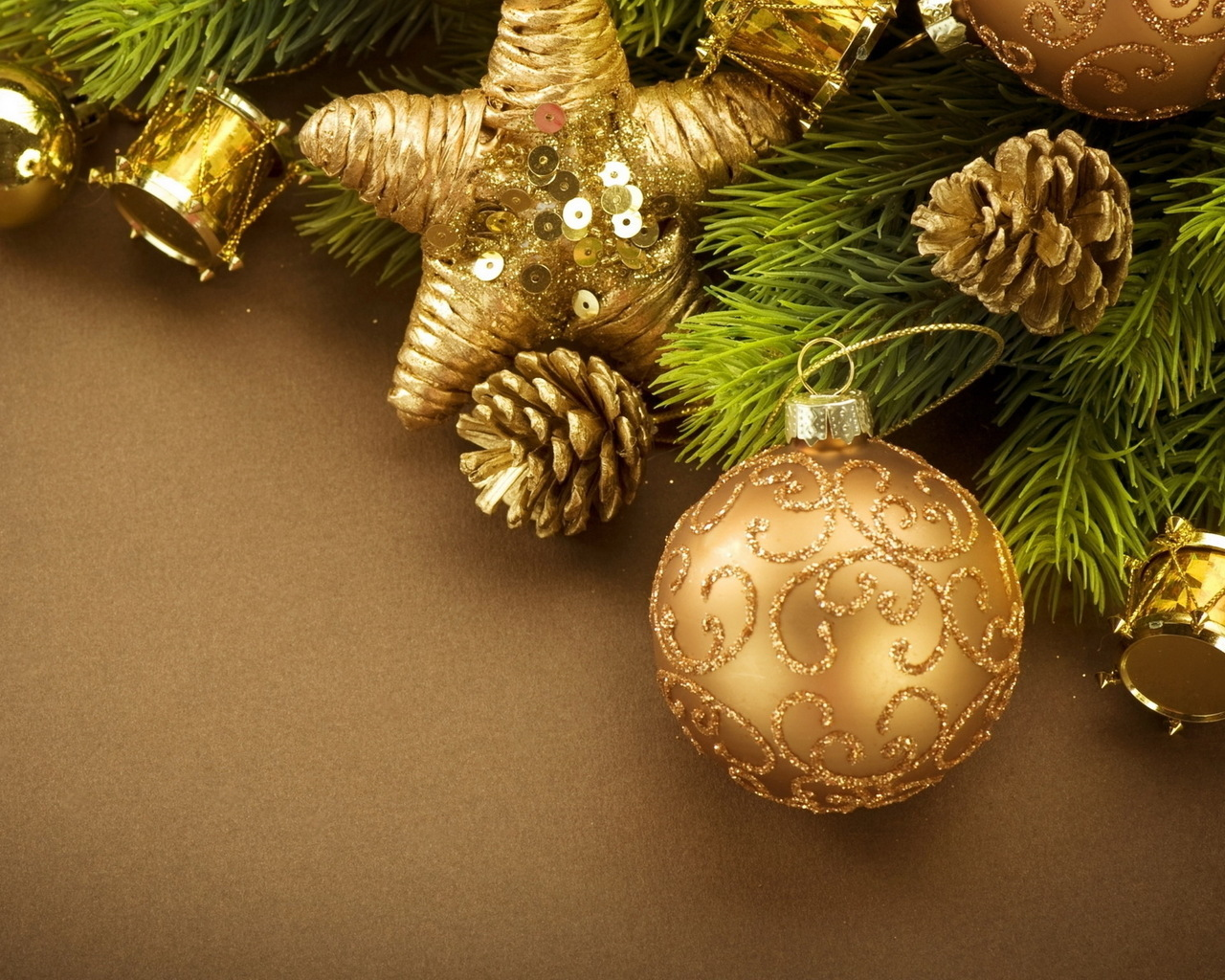 Download mobile wallpaper Christmas, Xmas, Holidays, Background, New Year for free.