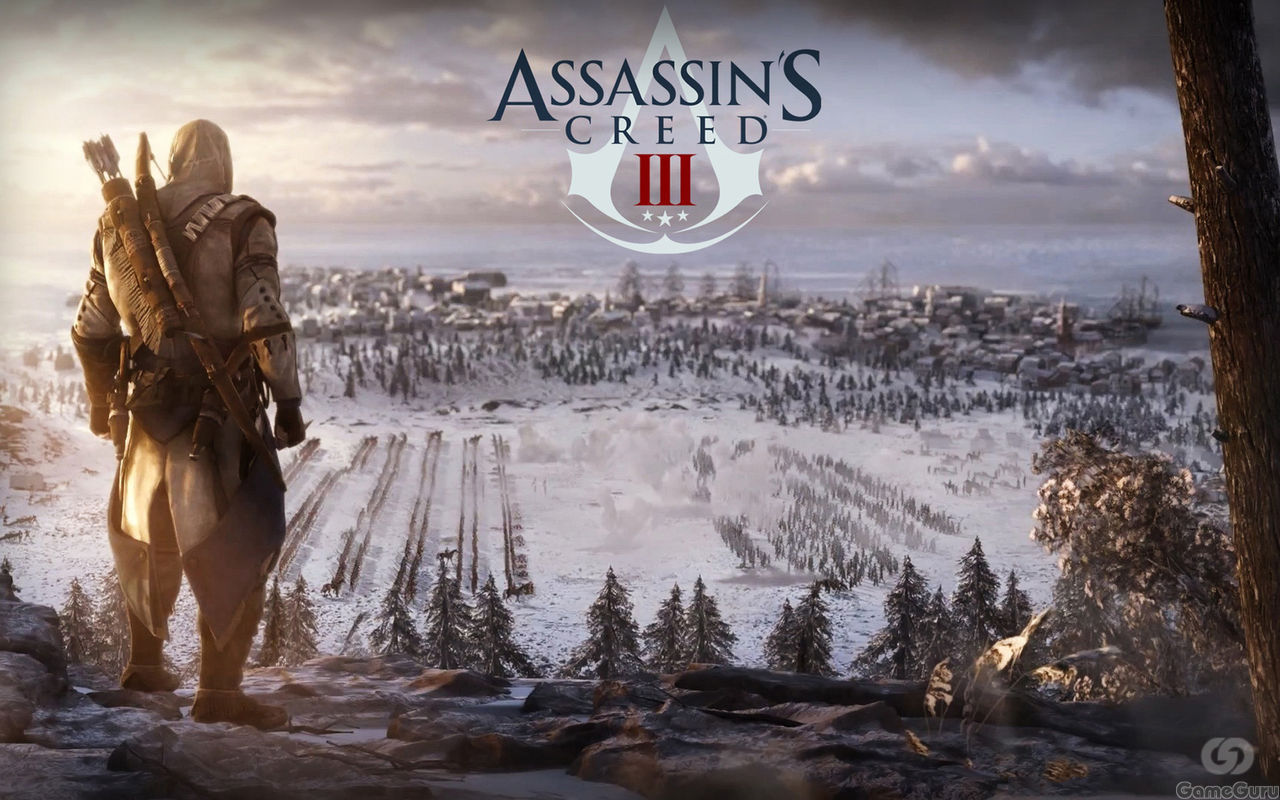 Handy-Wallpaper Spiele, Assassins Creed kostenlos herunterladen.