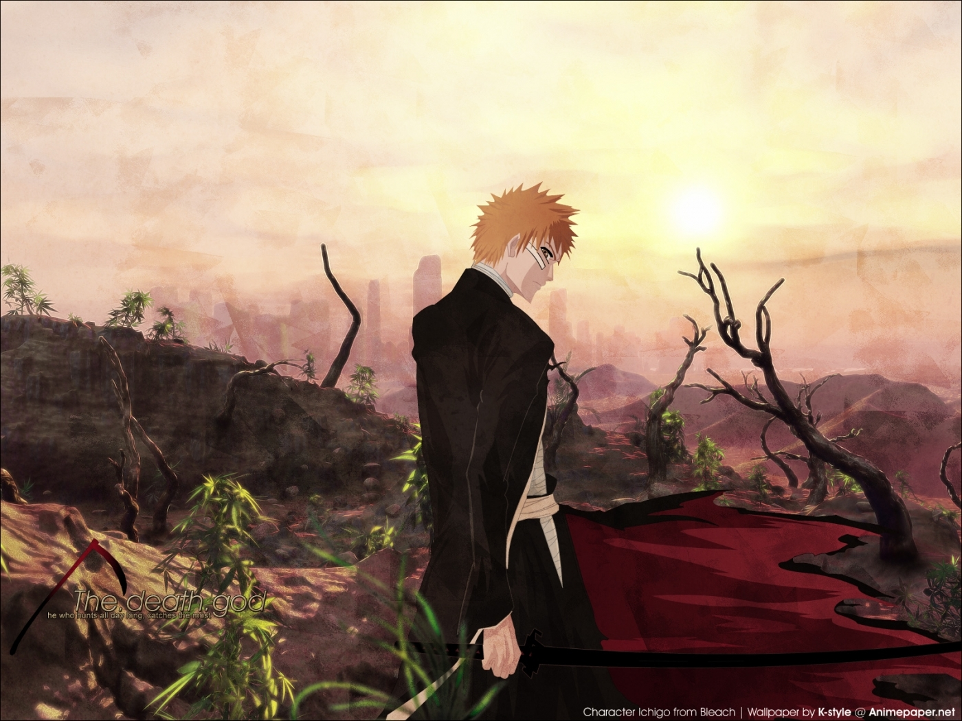 25489 download wallpaper Anime, Men, Bleach screensavers and pictures for free