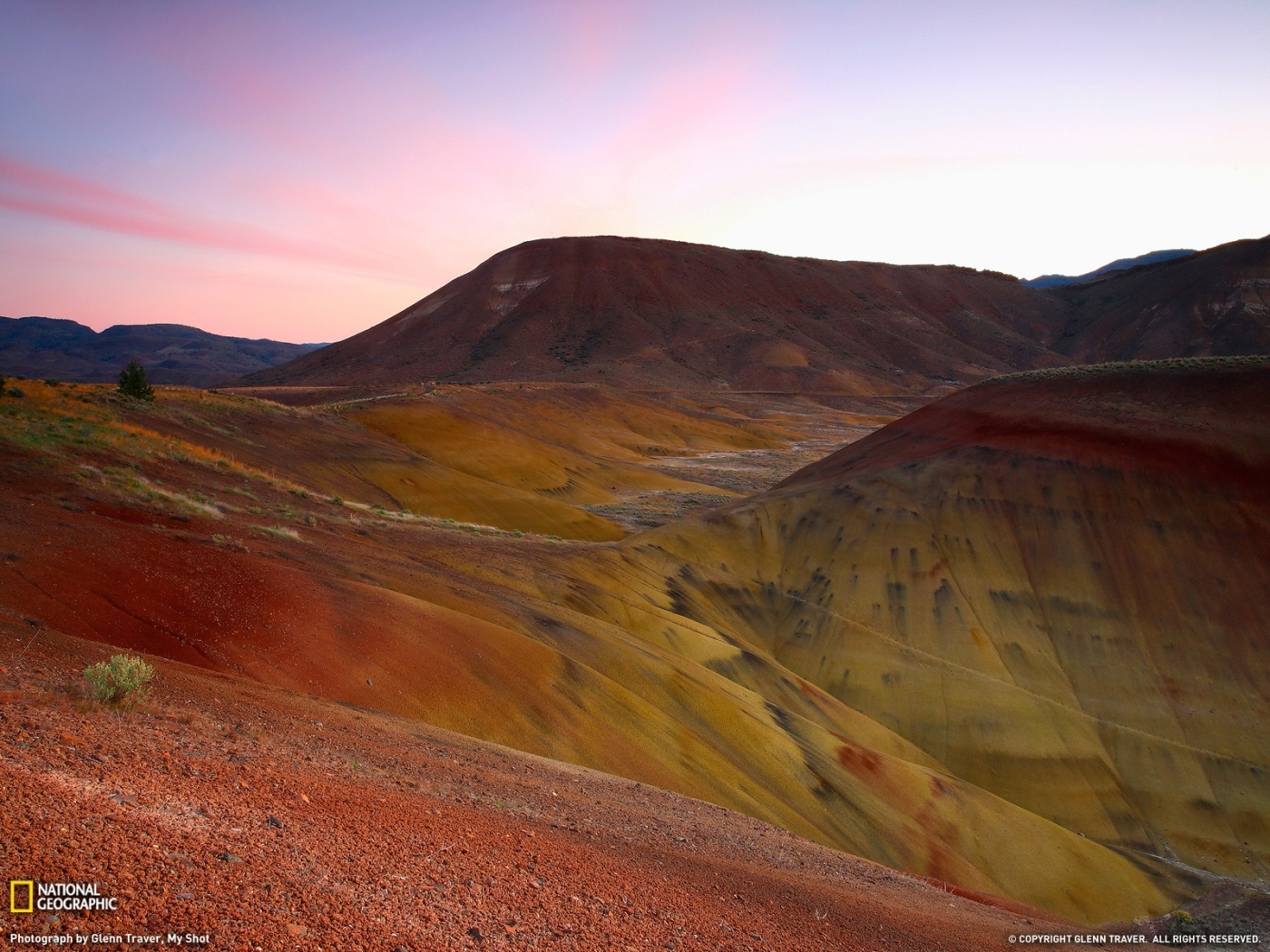 25260 download wallpaper Landscape, Mountains, Desert screensavers and pictures for free