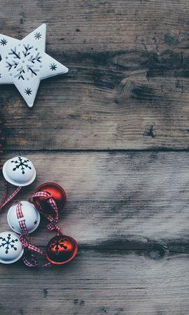 56745壁紙のダウンロードその他, 雑, クリスマス, 玉, 球, 心, オーナメント, 飾り, 星-スクリーンセーバーと写真を無料で