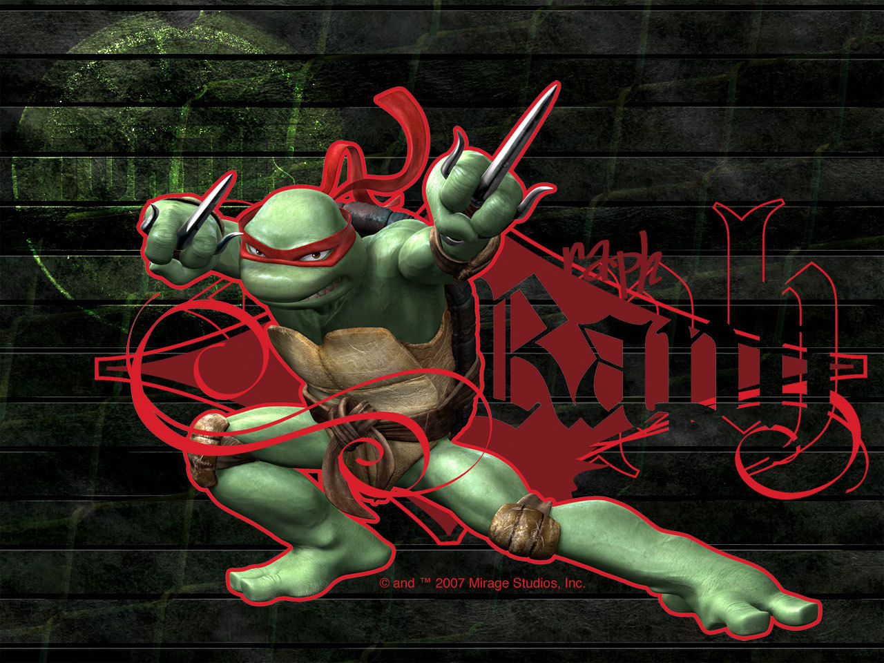 13296 download wallpaper Cartoon, Tmnt screensavers and pictures for free