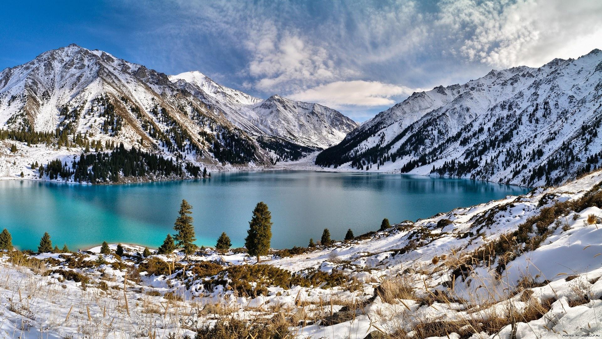 47739 Заставки и Обои Озера на телефон. Скачать Озера, Пейзаж, Природа, Горы картинки бесплатно