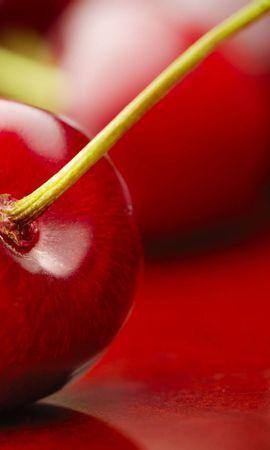 3296 télécharger le fond d'écran Fruits, Nourriture, Cerise, Baies - économiseurs d'écran et images gratuitement