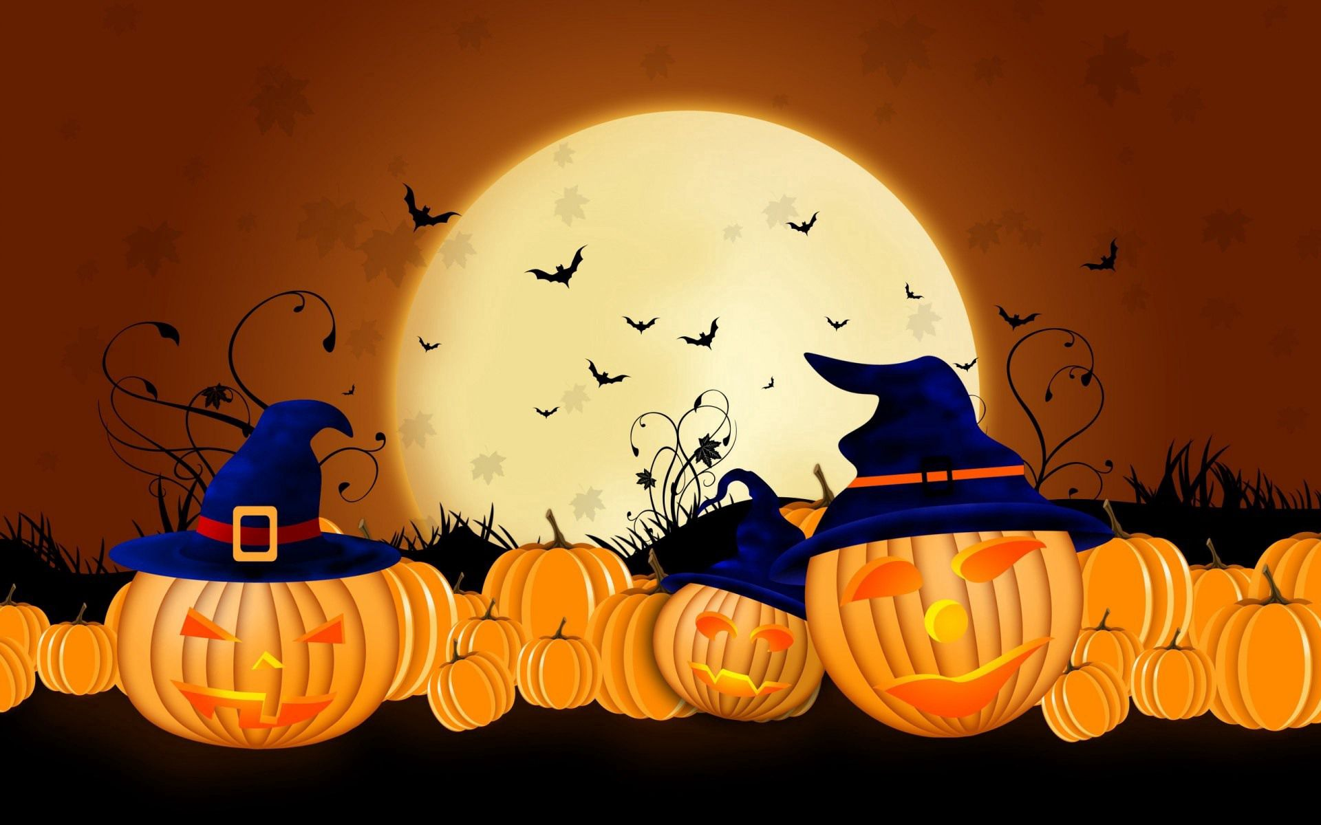 75314 download wallpaper Holidays, Halloween, Autumn, Pumpkin, 2015 screensavers and pictures for free