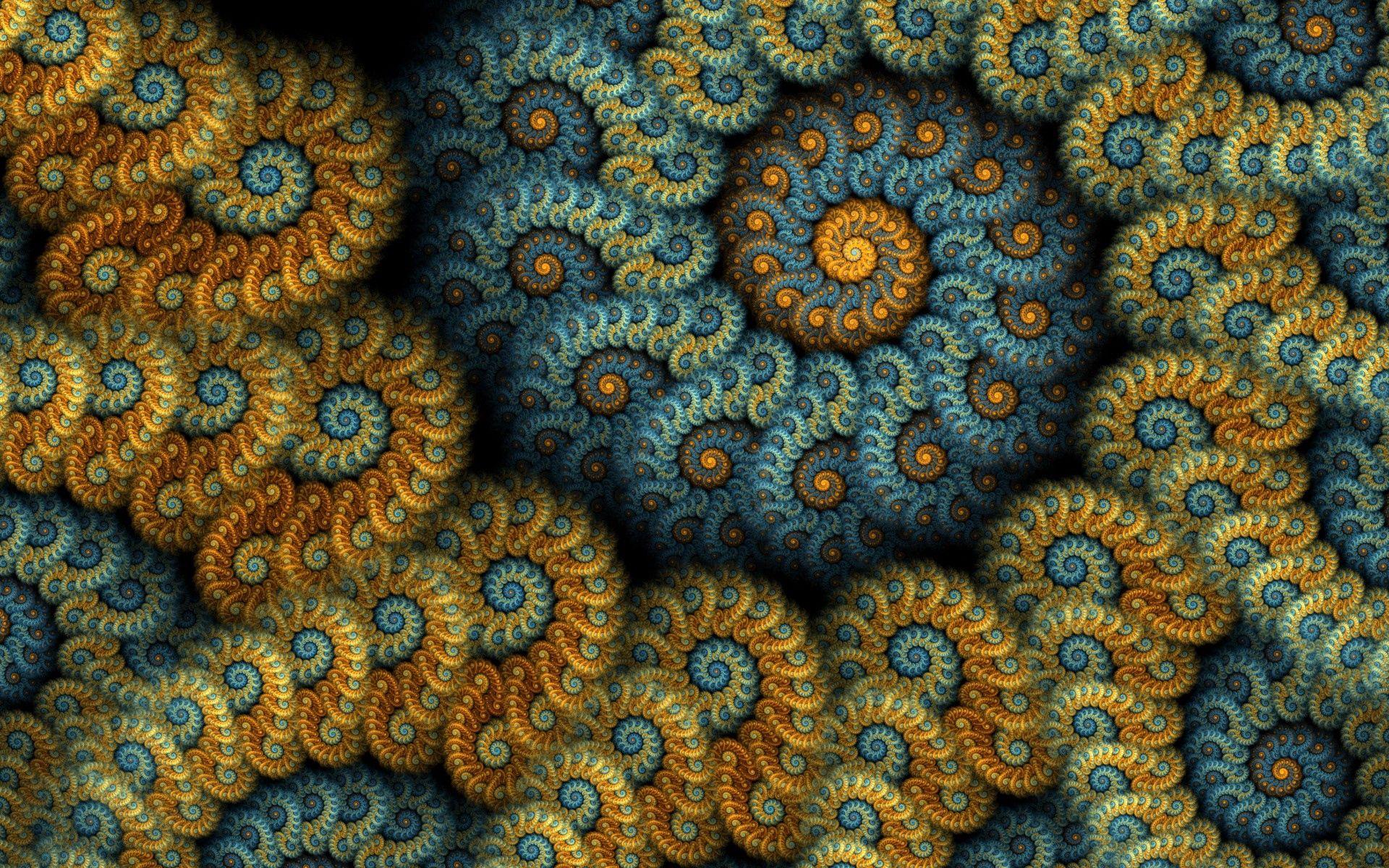 144864 Hintergrundbild herunterladen Hintergrund, Abstrakt, Patterns, Linien, Drehung, Plexus, Spiral, Spirale - Bildschirmschoner und Bilder kostenlos