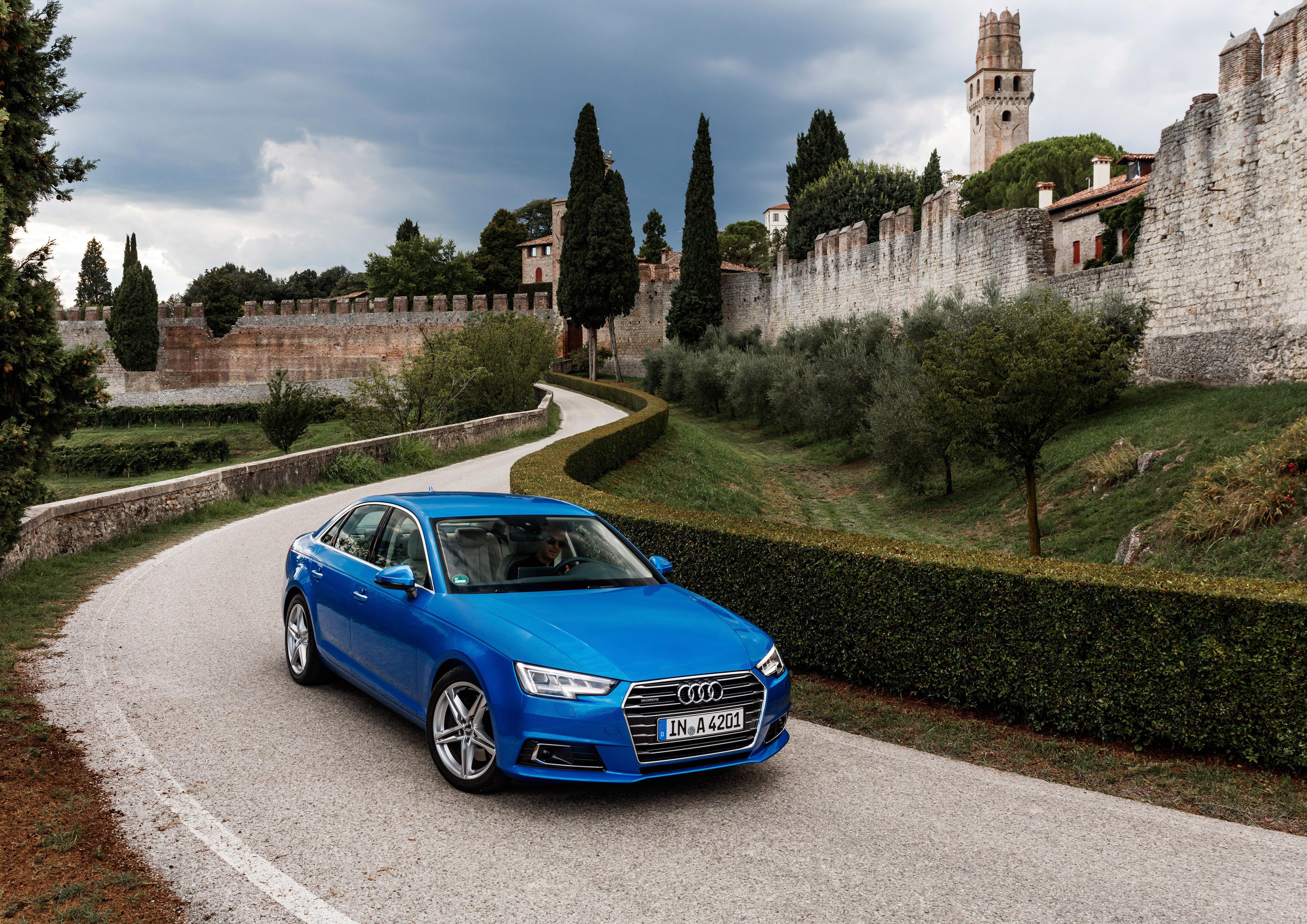67981 descargar fondo de pantalla Coches, Audi, A4, Tfsi, Quattro, Vista Lateral, Perfil: protectores de pantalla e imágenes gratis