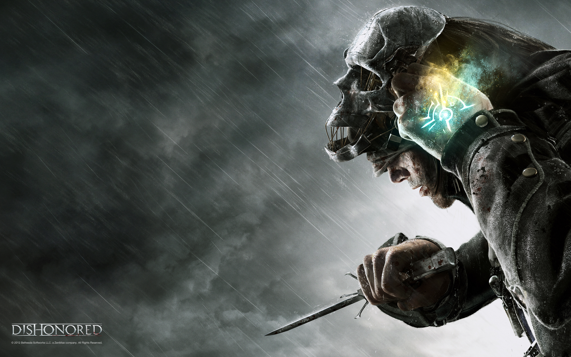 15561 download wallpaper Games, Dishonored screensavers and pictures for free