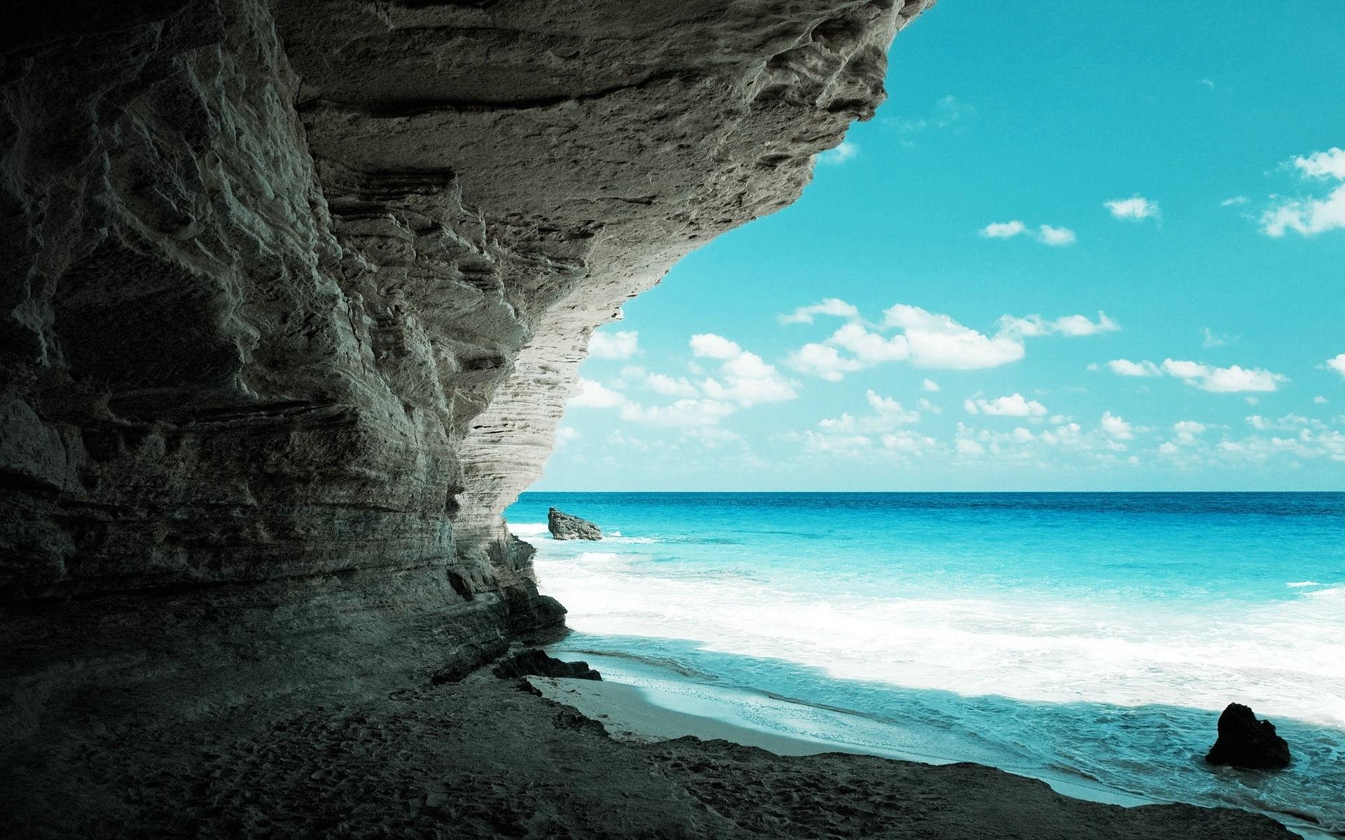 28577 скачать обои Пейзаж, Горы, Море - заставки и картинки бесплатно