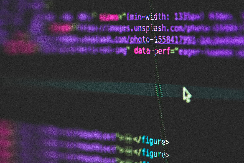 121816 Hintergrundbild herunterladen Der Code, Code, Symbole, Zeichen, Programmierung, Text, Technologien, Technologie, Linie, Saiten, Verknüpfung, Verweis - Bildschirmschoner und Bilder kostenlos