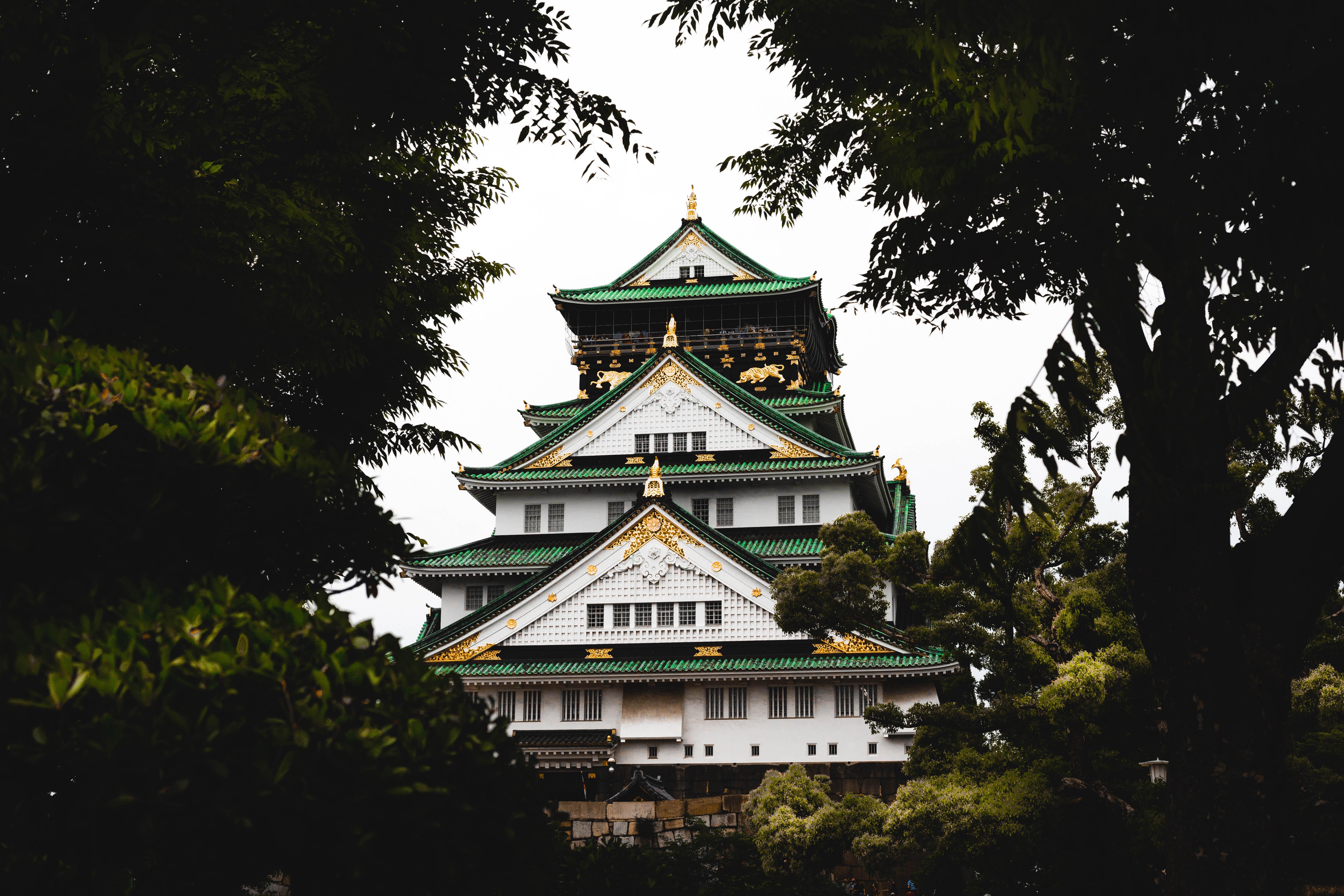 103095 免費下載壁紙 杂项, 宝塔, 建造, 建筑, 寺庙, 神殿, 正面, 立面 屏保和圖片