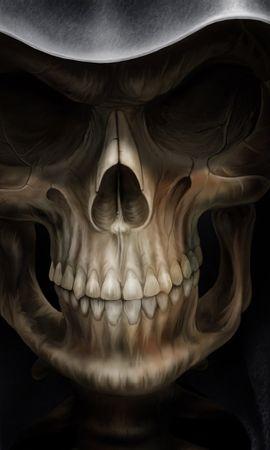 25257 скачать обои Фэнтези, Смерть, Скелеты - заставки и картинки бесплатно