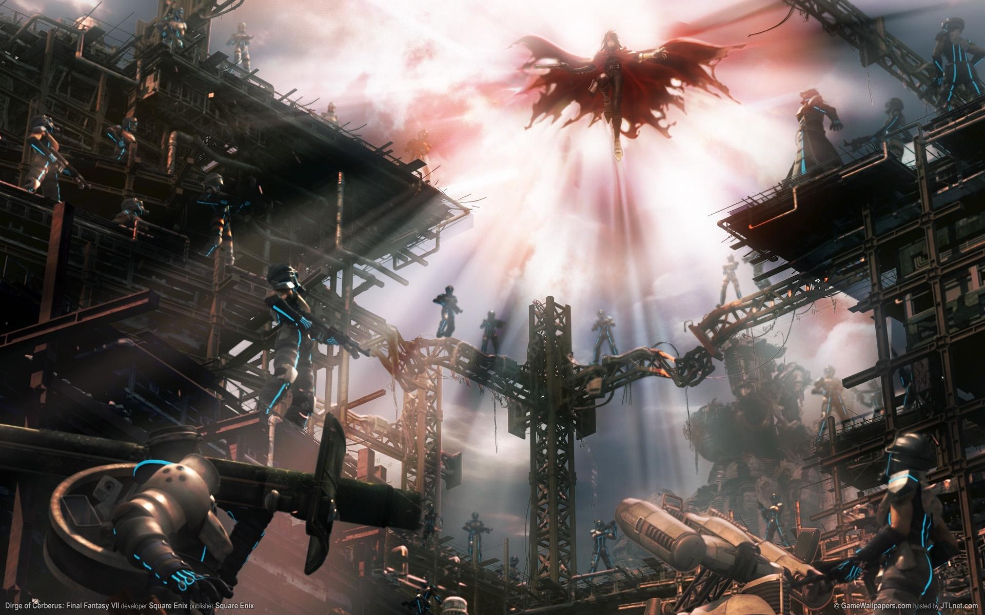7097 Hintergrundbild herunterladen Spiele, Final Fantasy - Bildschirmschoner und Bilder kostenlos