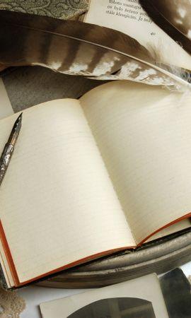 71782 скачать обои Разное, Книги, Винтаж, Бумага, Блокнот, Ретро, Открытки - заставки и картинки бесплатно