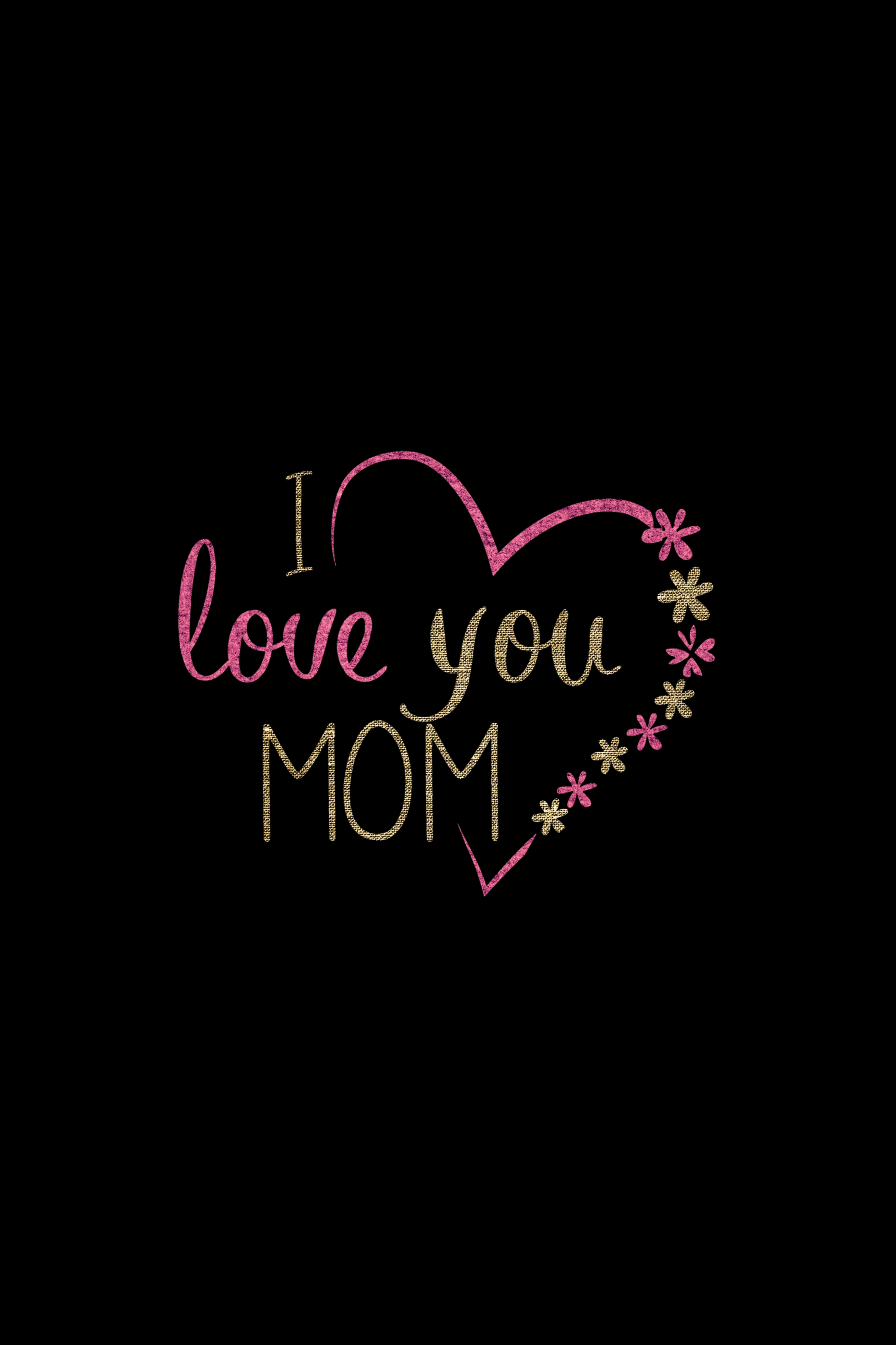 152288 download wallpaper Mum, Mummy, Love, Heart, Inscription, Flowers screensavers and pictures for free