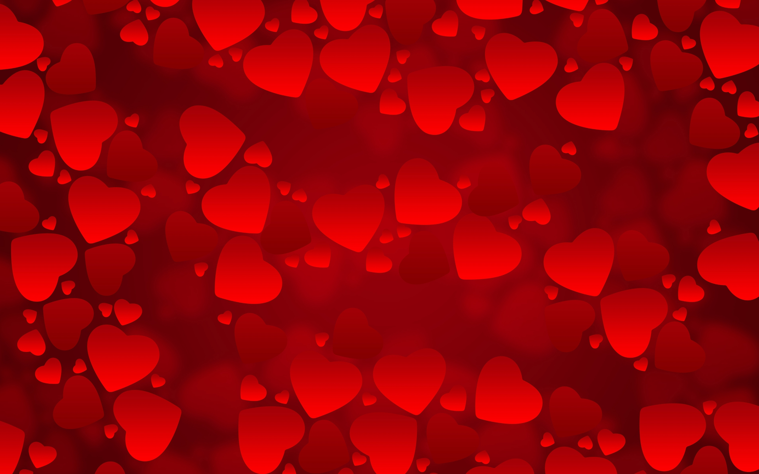 33802 download wallpaper Holidays, Background, Hearts, Valentine's Day screensavers and pictures for free