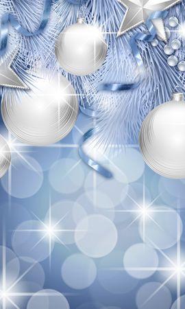 18216 скачать обои Праздники, Фон, Новый Год (New Year), Рождество (Christmas, Xmas) - заставки и картинки бесплатно