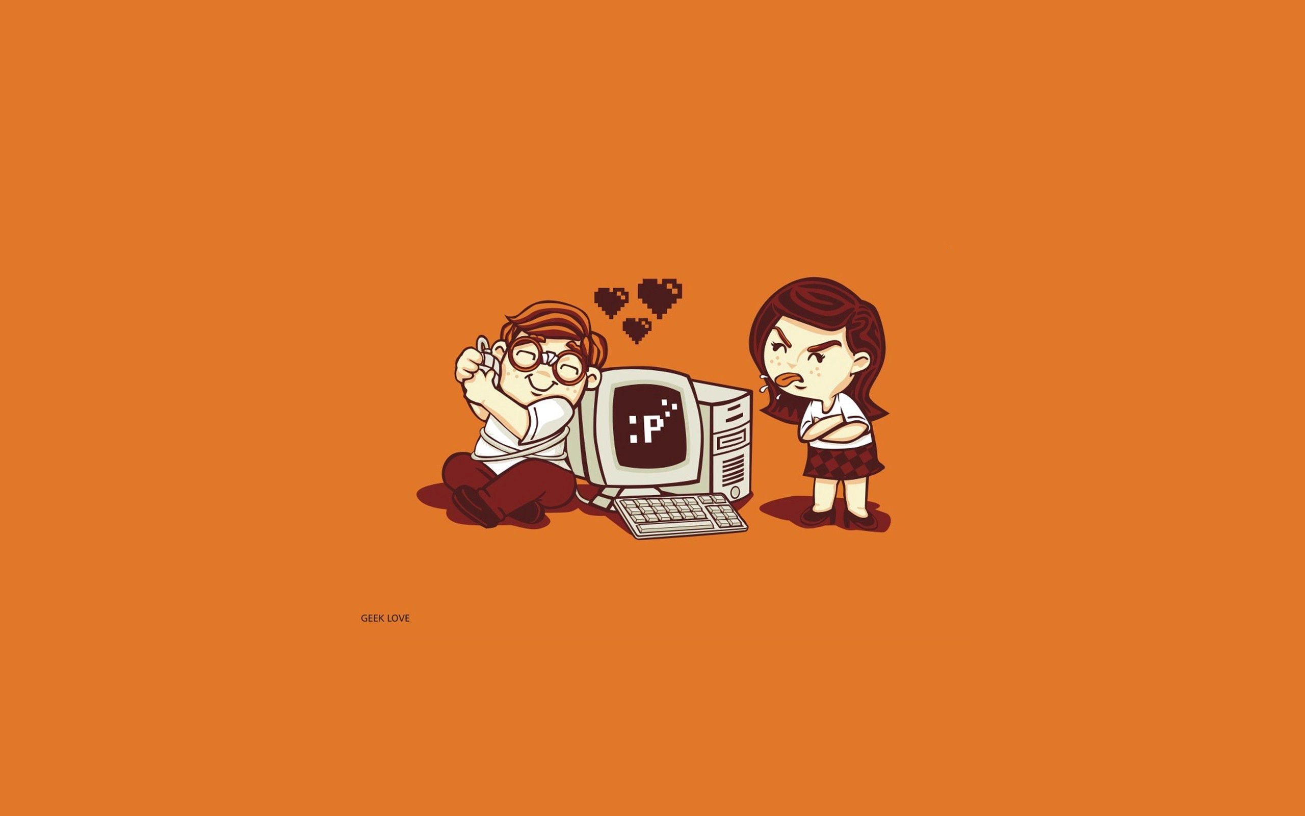 81561 Screensavers and Wallpapers Guy for phone. Download Love, Gamer, Vector, Girl, Guy, Computer pictures for free