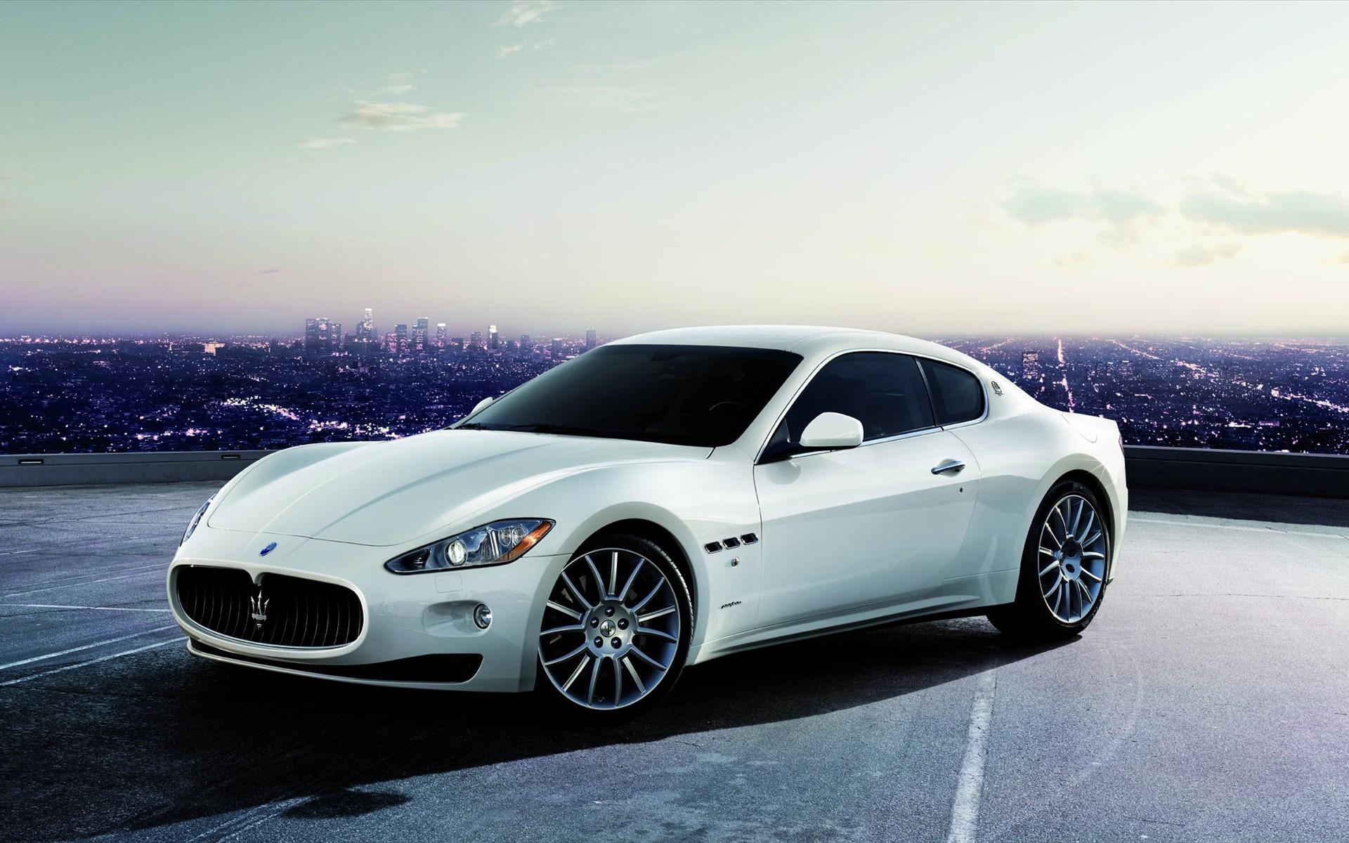 26138 скачать обои Транспорт, Машины, Мазератти (Maserati) - заставки и картинки бесплатно