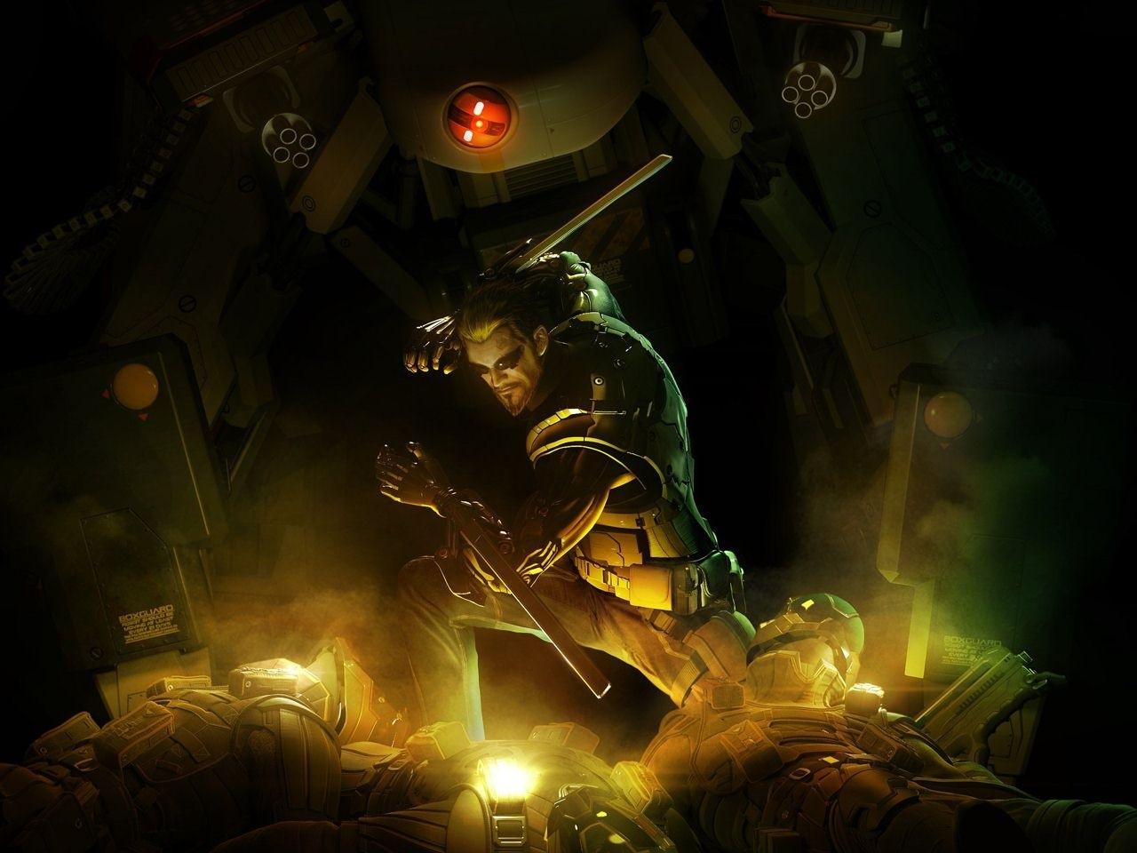 37571 скачать обои Игры, Deus Ex: Invisible War - заставки и картинки бесплатно