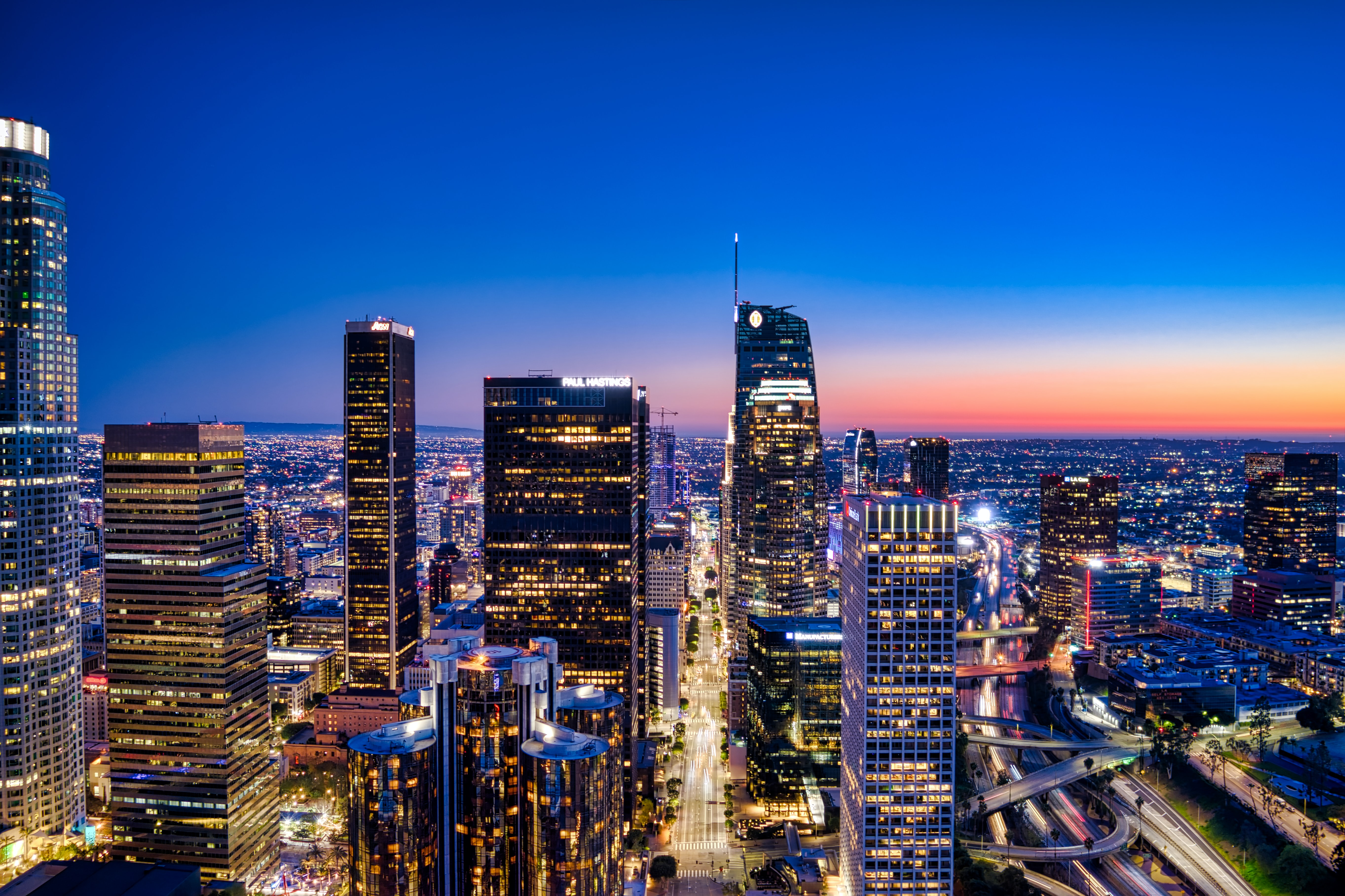 Popular Night City images for mobile phone