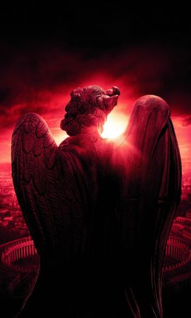 13168 download wallpaper Cinema, Sun, Angels And Demons screensavers and pictures for free